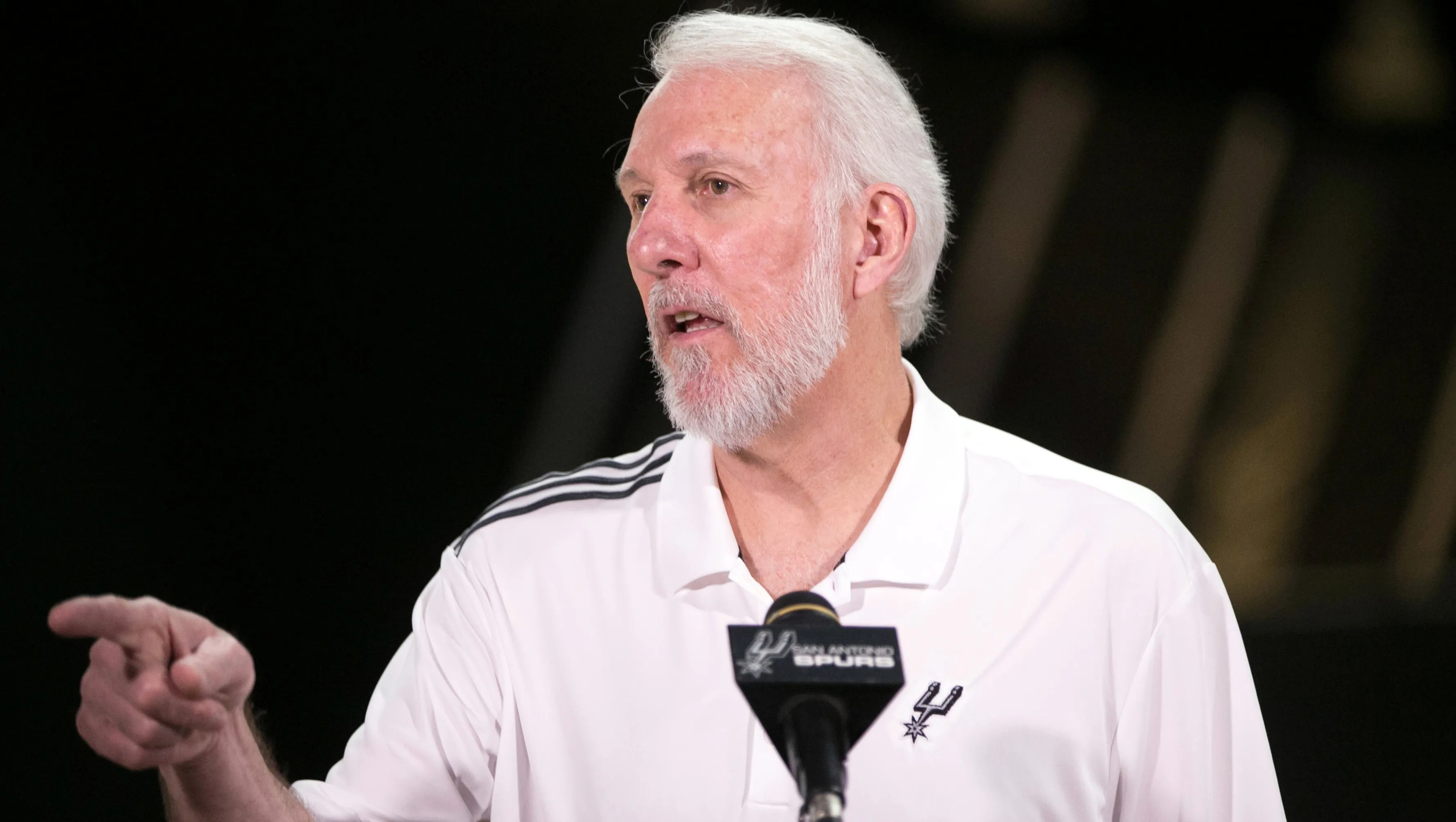 Gregg Popovich on anthem protests: 'Ignorant' to tell ...