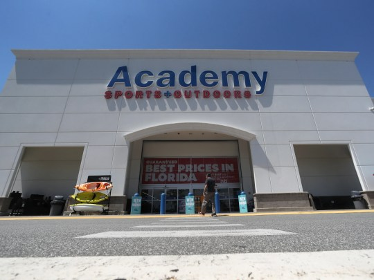 Academy Sports + Outdoors store in Tallahassee where Dean Crouch was fired from his store manager job July 11, 2018, after he tackled a suspect June 29 accused of stealing a handgun from the store.