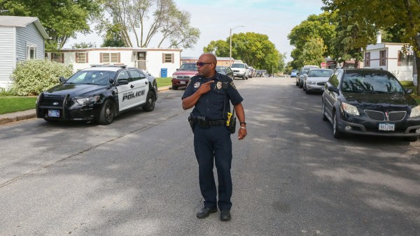 Minority officers: Why I enforce the law