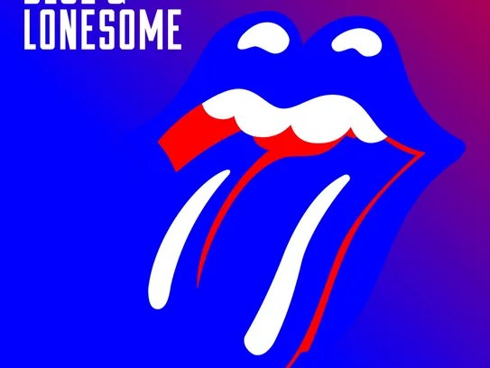 The cover of 'Blue & Lonesome.'