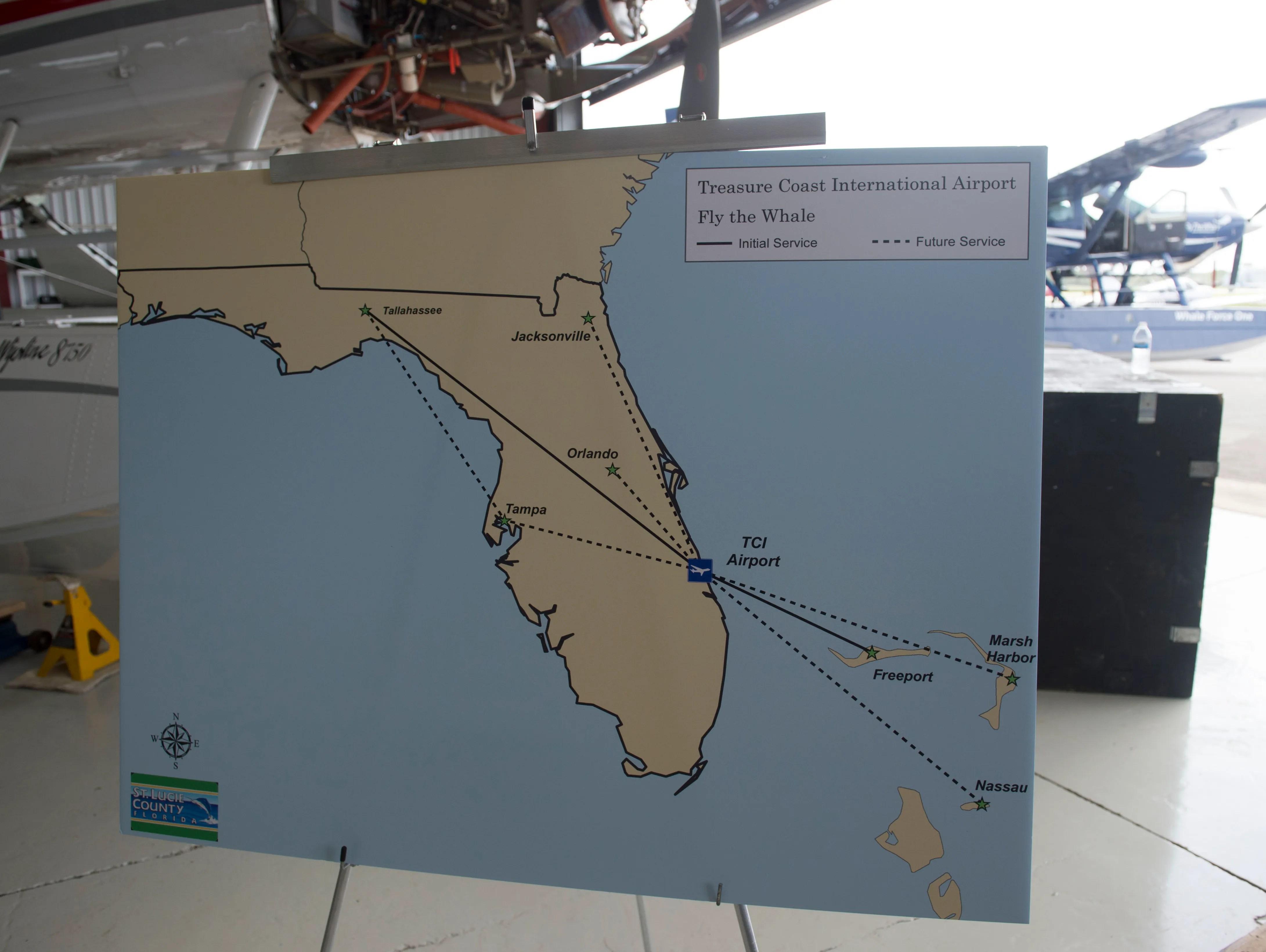 Fort Pierce Flights to the Bahamas