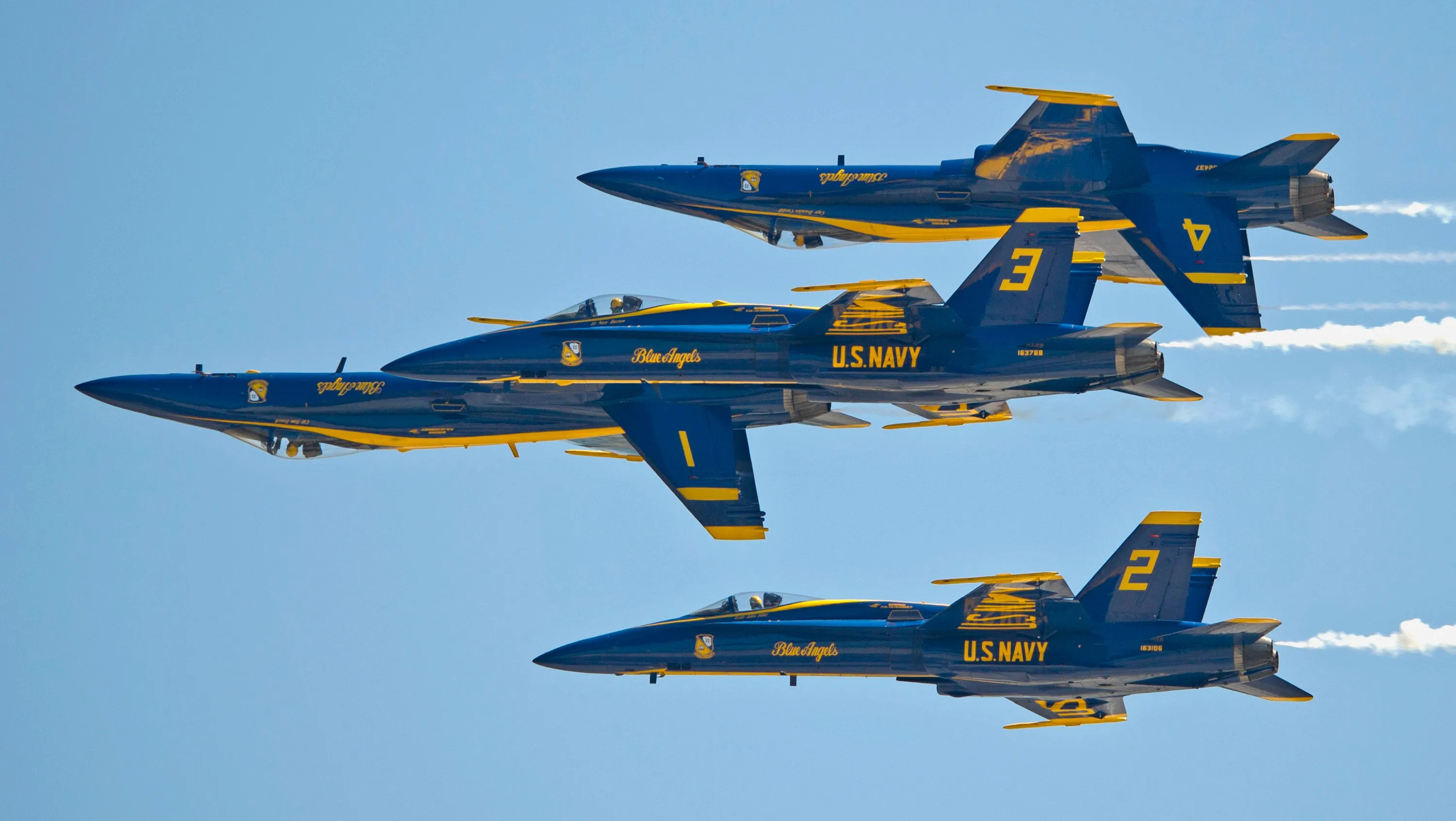 Navy's Blue Angels returning to air with full 2014 lineup