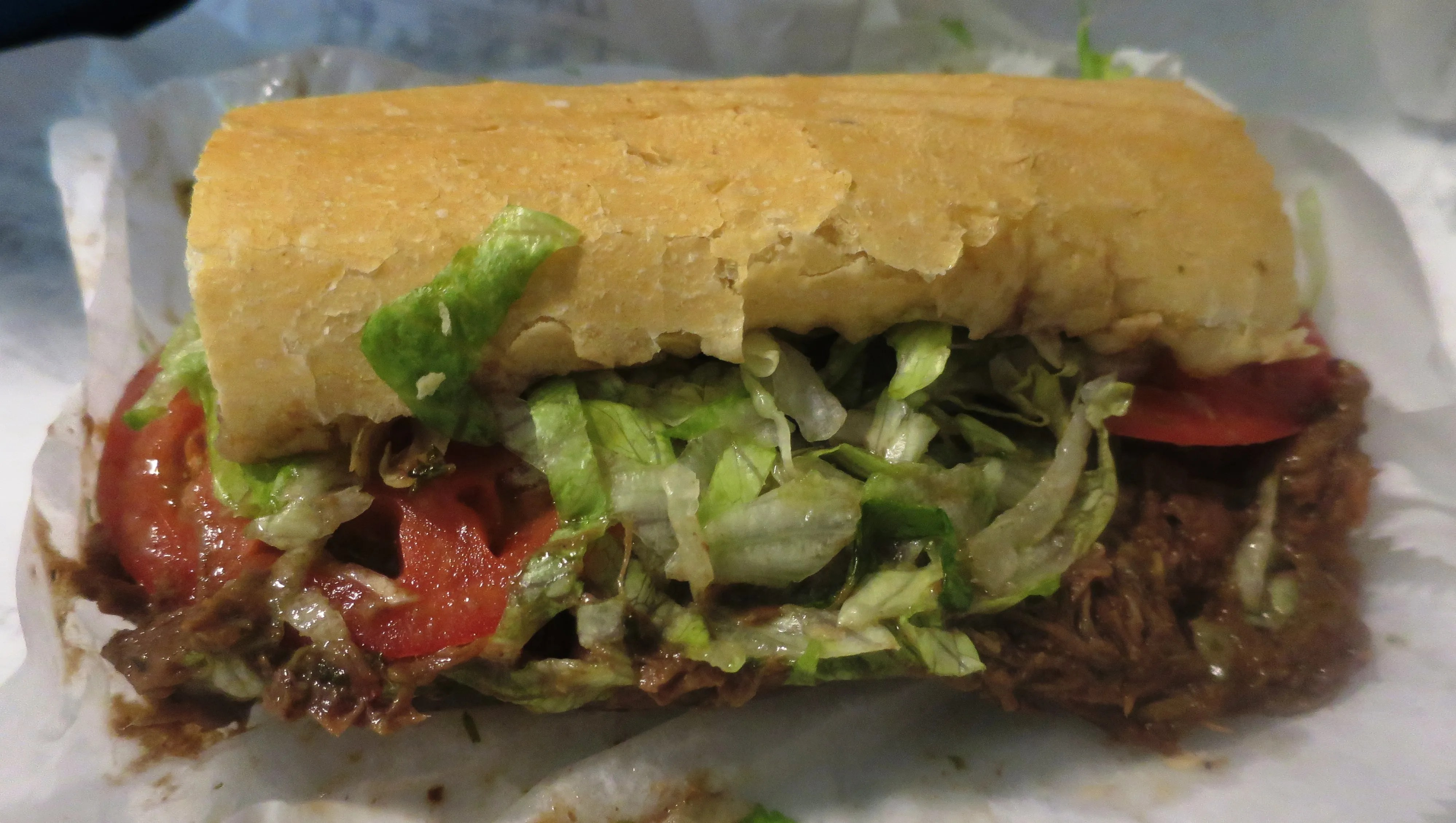 Po Boys At Parkway New Orleans Best