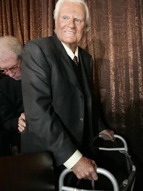 Billy Graham's grandson, Tullian Tchividjian, resigns from ...