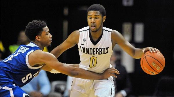 Clemson basketball adds transfer from Vanderbilt