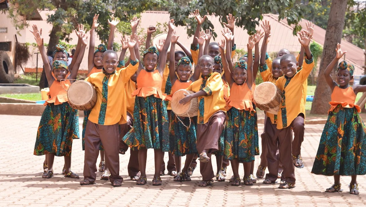 African Children's Choir to perform in Montgomery on Friday