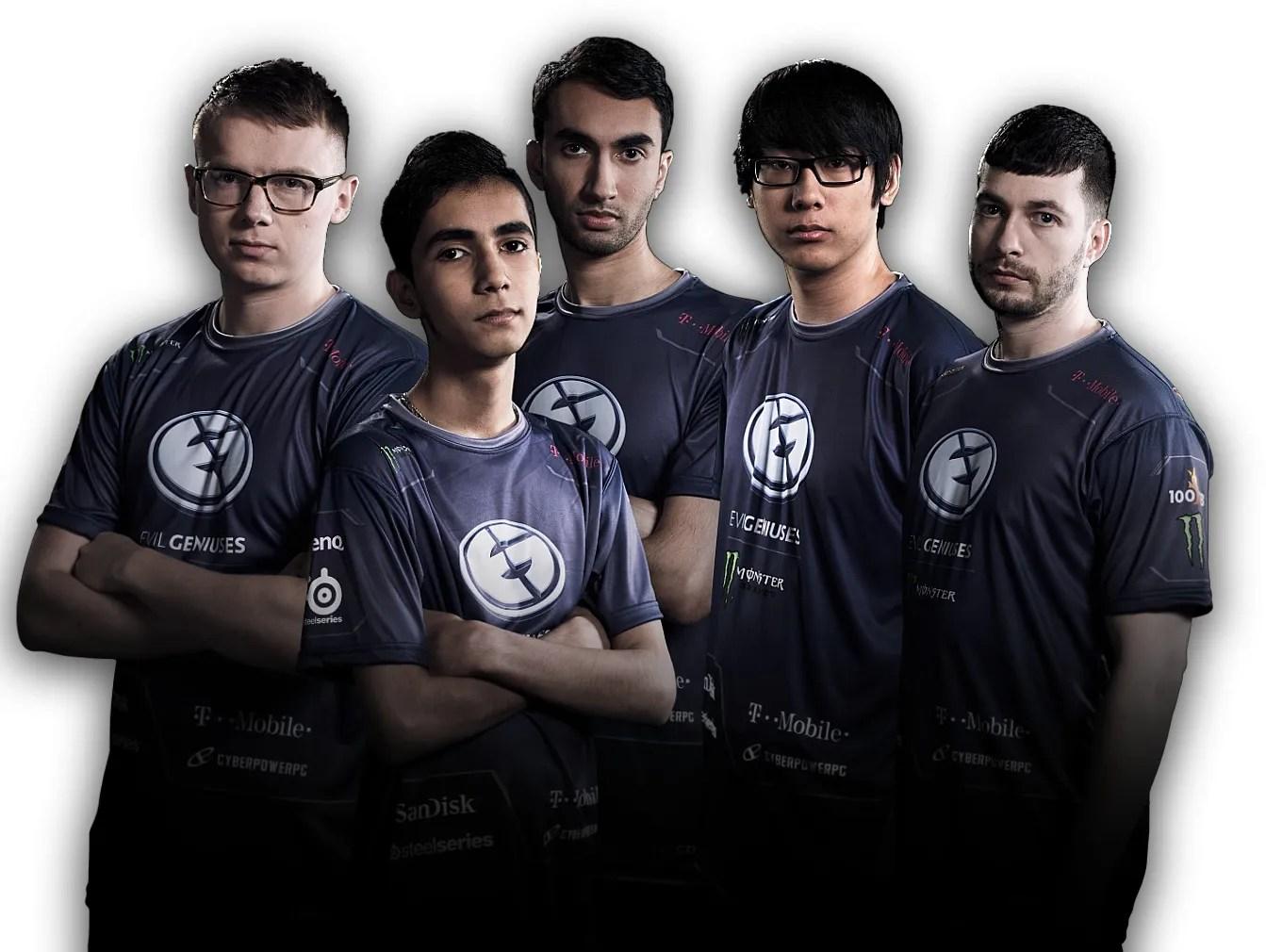 Evil Geniuses Win The International Dota 2 Title