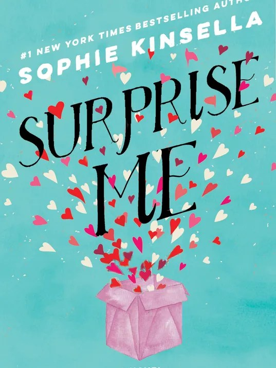 Book review Surprise Me Sophie Kinsella