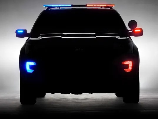 New Ford Police Interceptor to be Shown at Chicago Auto Show