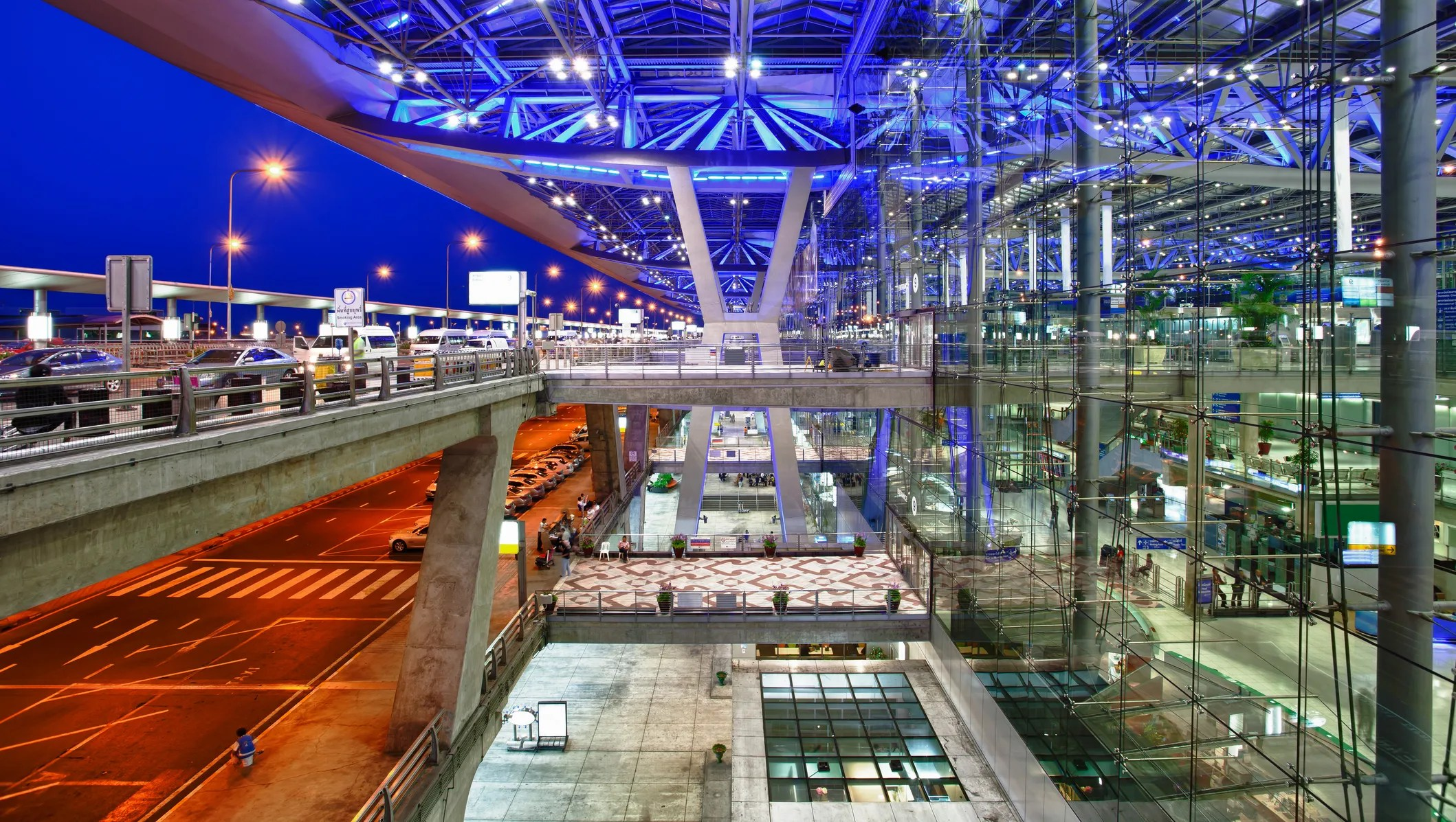 The busiest airports in the world