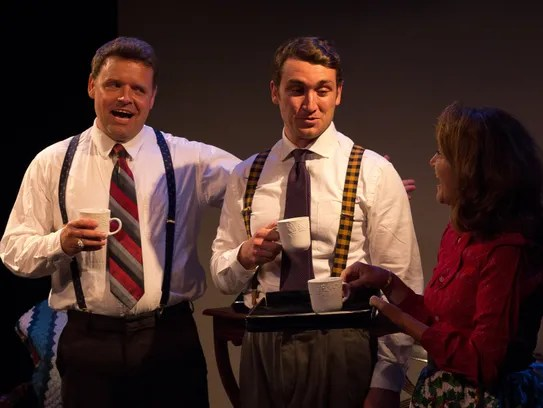 Former Red Hook woman's play looks at a senator's suicide