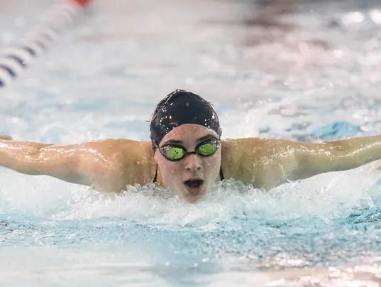 West York vs. Dover Swimming