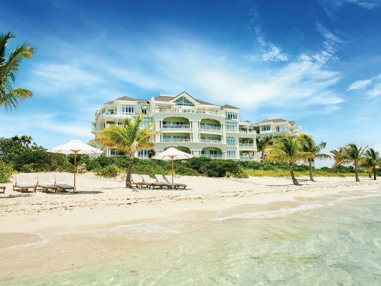 The Shore Club in Turks and Caicos