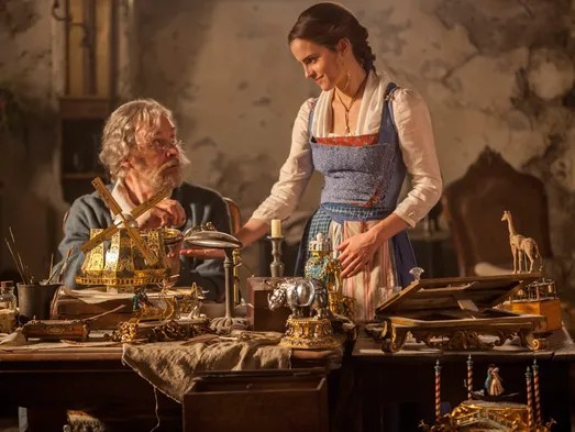 Belle and Maurice (Kevin Kline)
