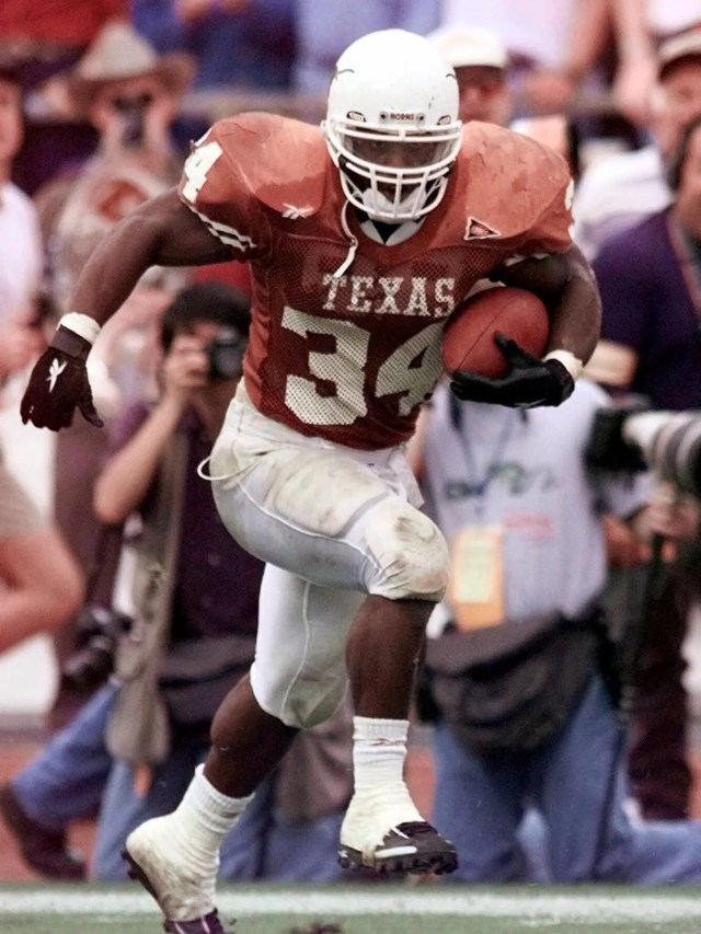 RB: Ricky Williams, Texas