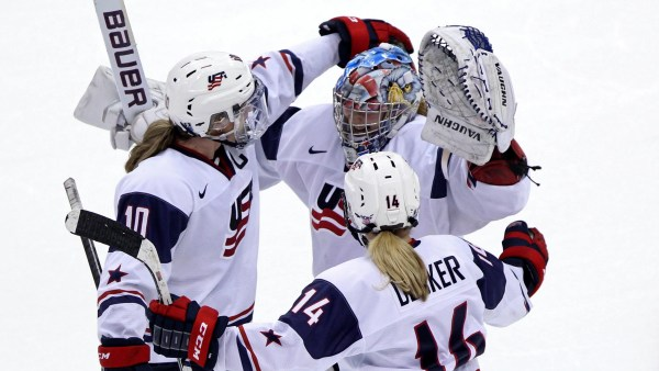 U.S. women's hockey team members share bold messages on ...