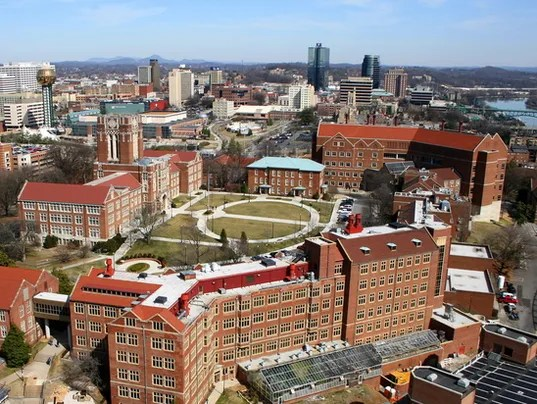 Ayres Hall University Tennessee