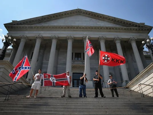 Ku Klux Klan smaller, 'fractured,' still dangerous, Anti ...