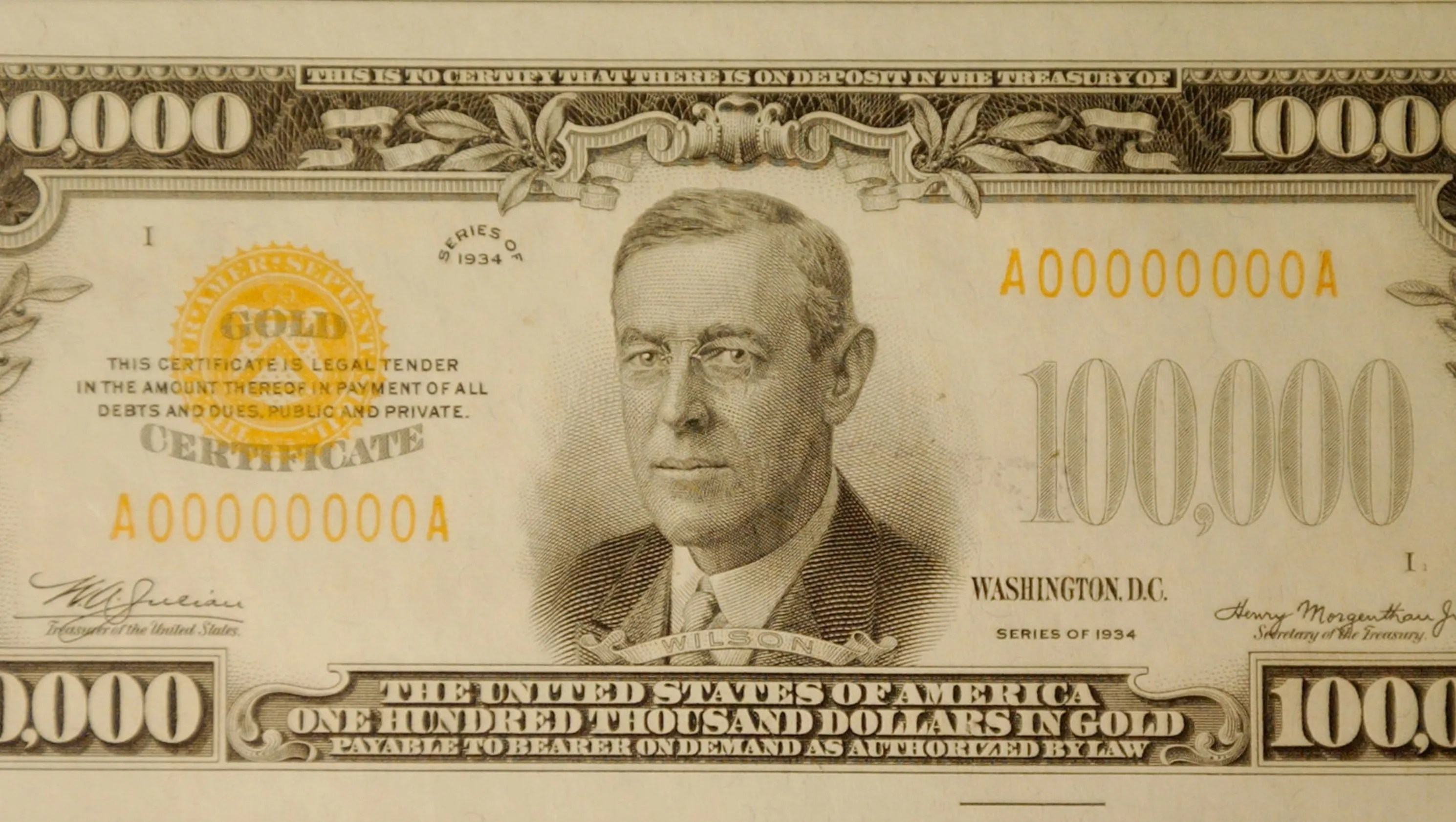 The Changing Faces Of U S Currency