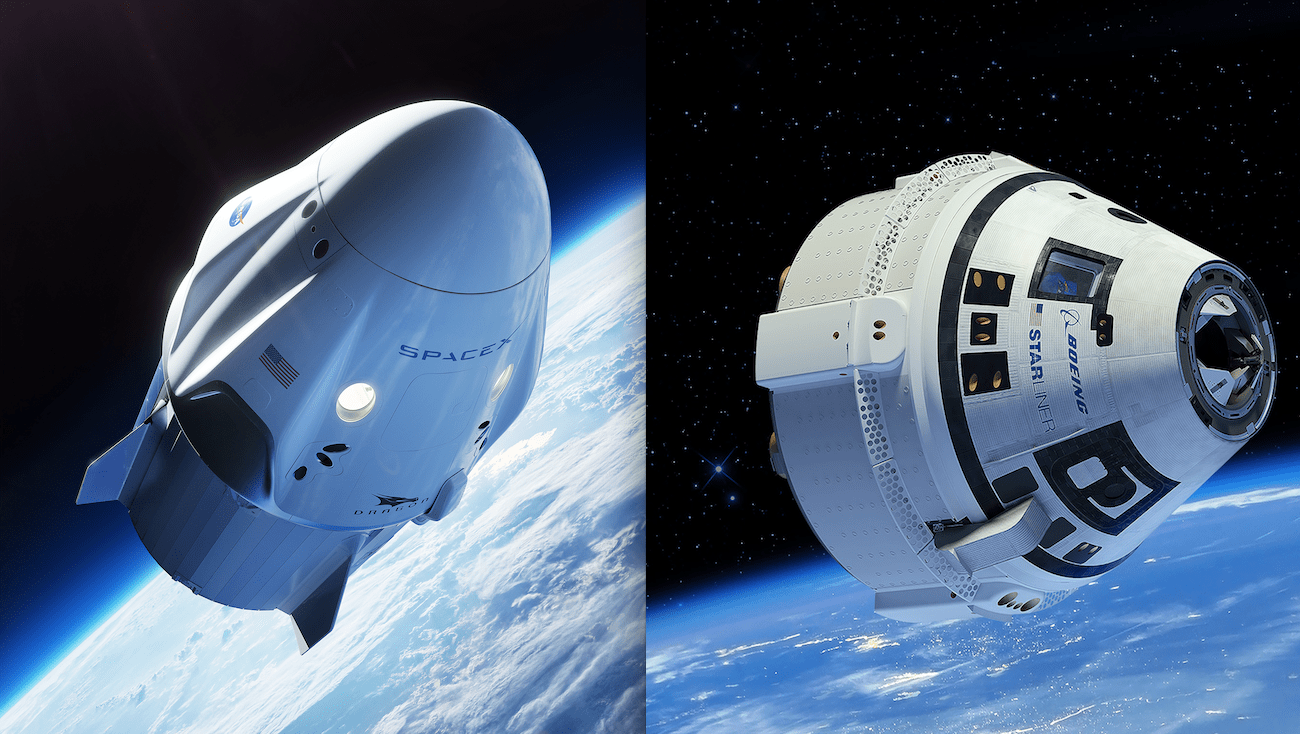 Watch live NASA to announce first SpaceX and Boeing