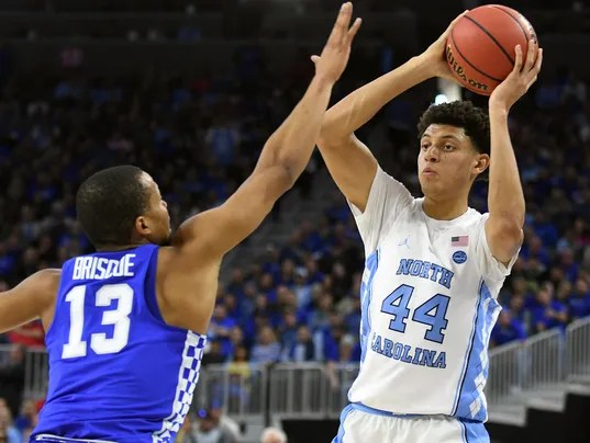 USP NCAA BASKETBALL: NORTH CAROLINA AT KENTUCKY S BKC USA NV