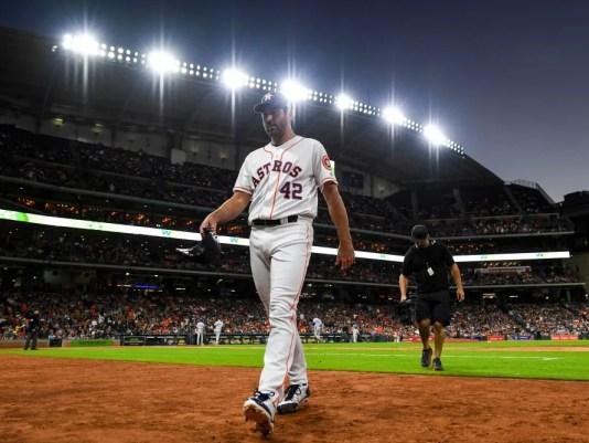 Justin Verlander offers smart solution for eliminating MLB's spy games