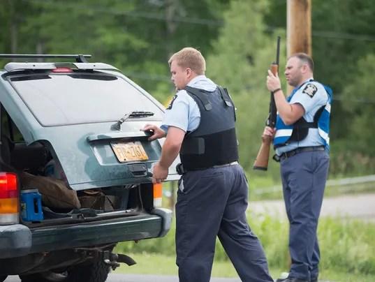 Second N.Y. prison escapee caught near Canadian border