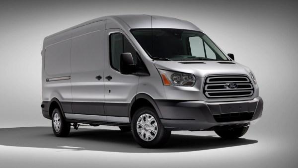 Today's big vans