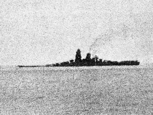 This picture taken on October 24, 1944 shows Japanese