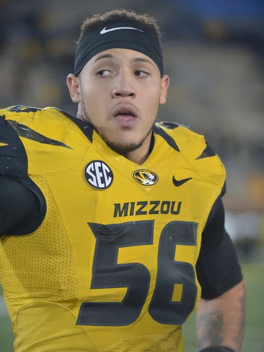 Missouri's Ray is SEC Defensive Player of Year