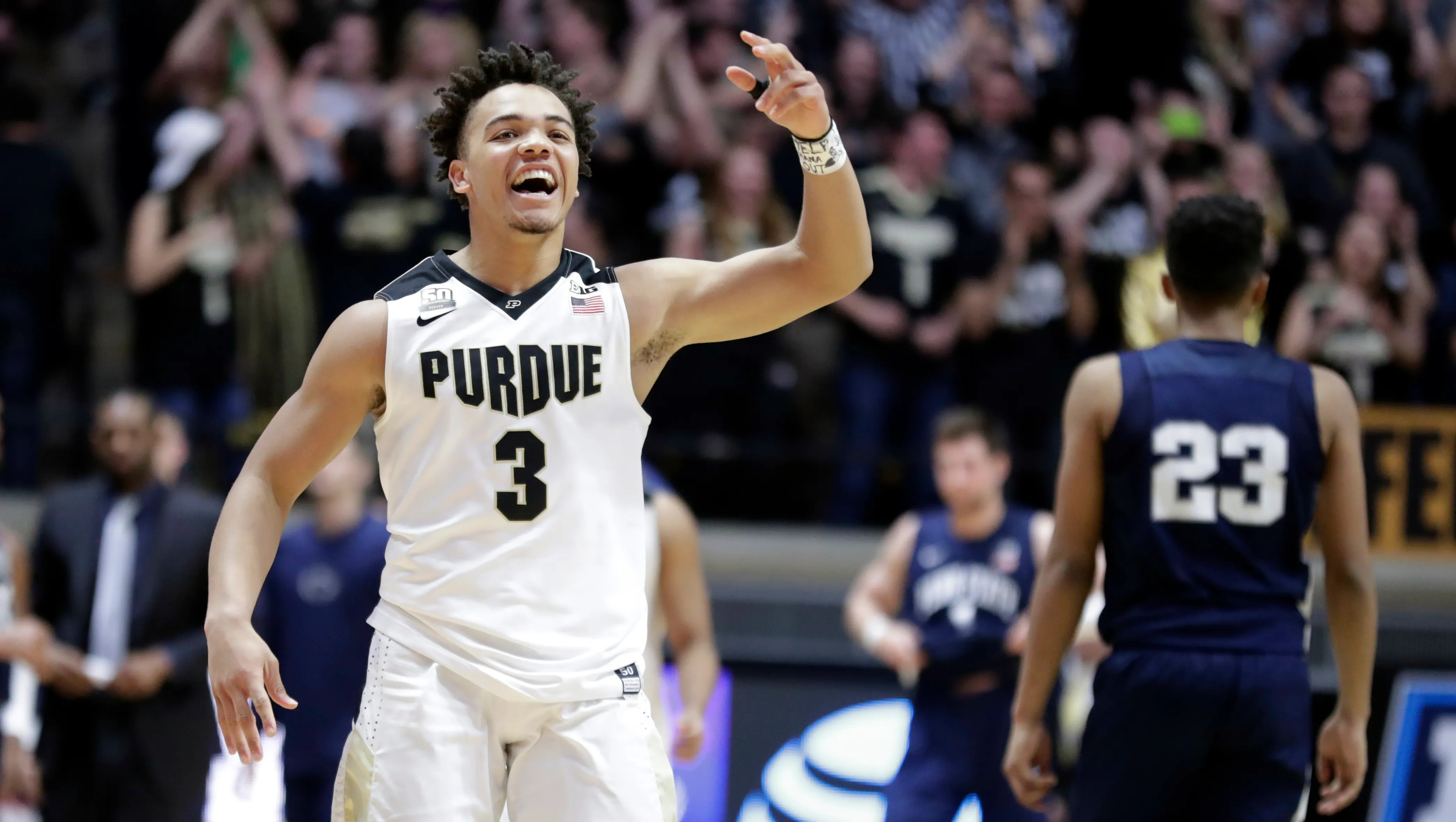 This is the Purdue men's basketball 2018-19 schedule