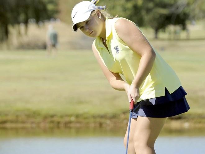 Trenton Johnson, Mariah Smith capture state golf titles