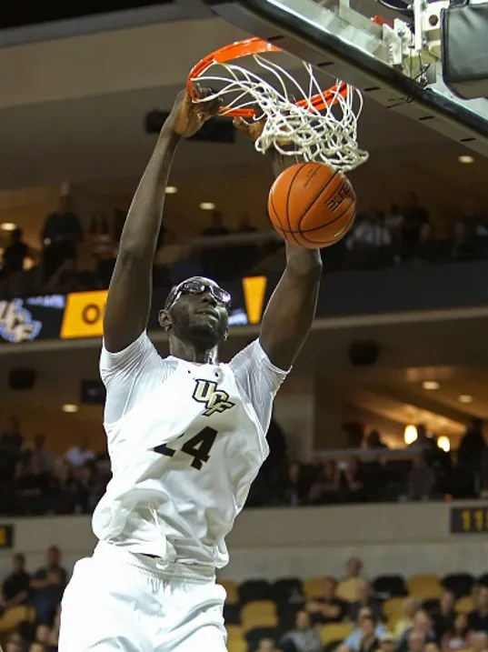 UC to face UCF, 7-foot-6 Tacko Fall