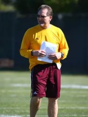 Arizona State defensive coordinator Phil Bennett.