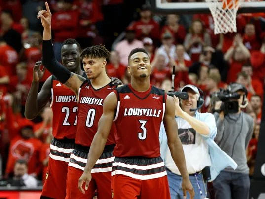 Louisville basketball | For Damion Lee and Trey Lewis ...