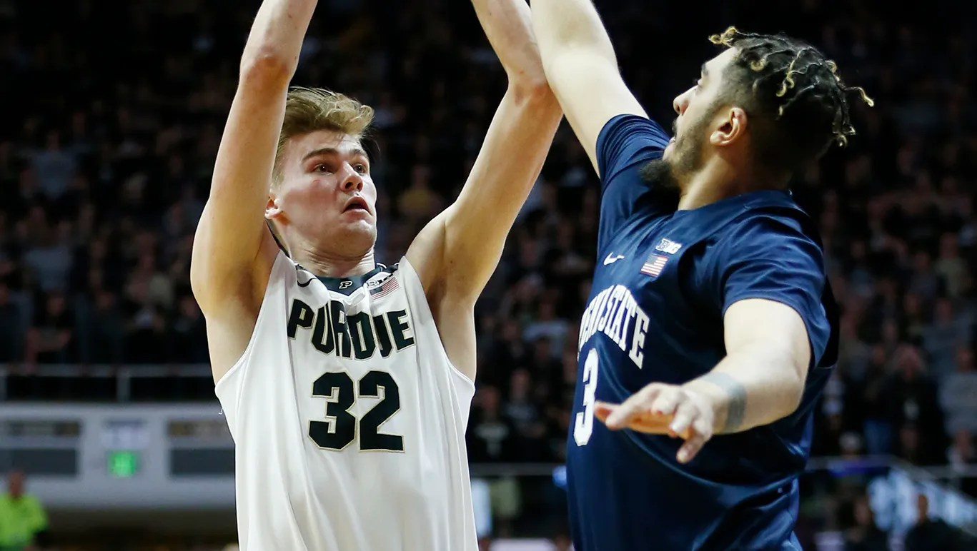 No. 17 Purdue men's basketball pregame at Penn State