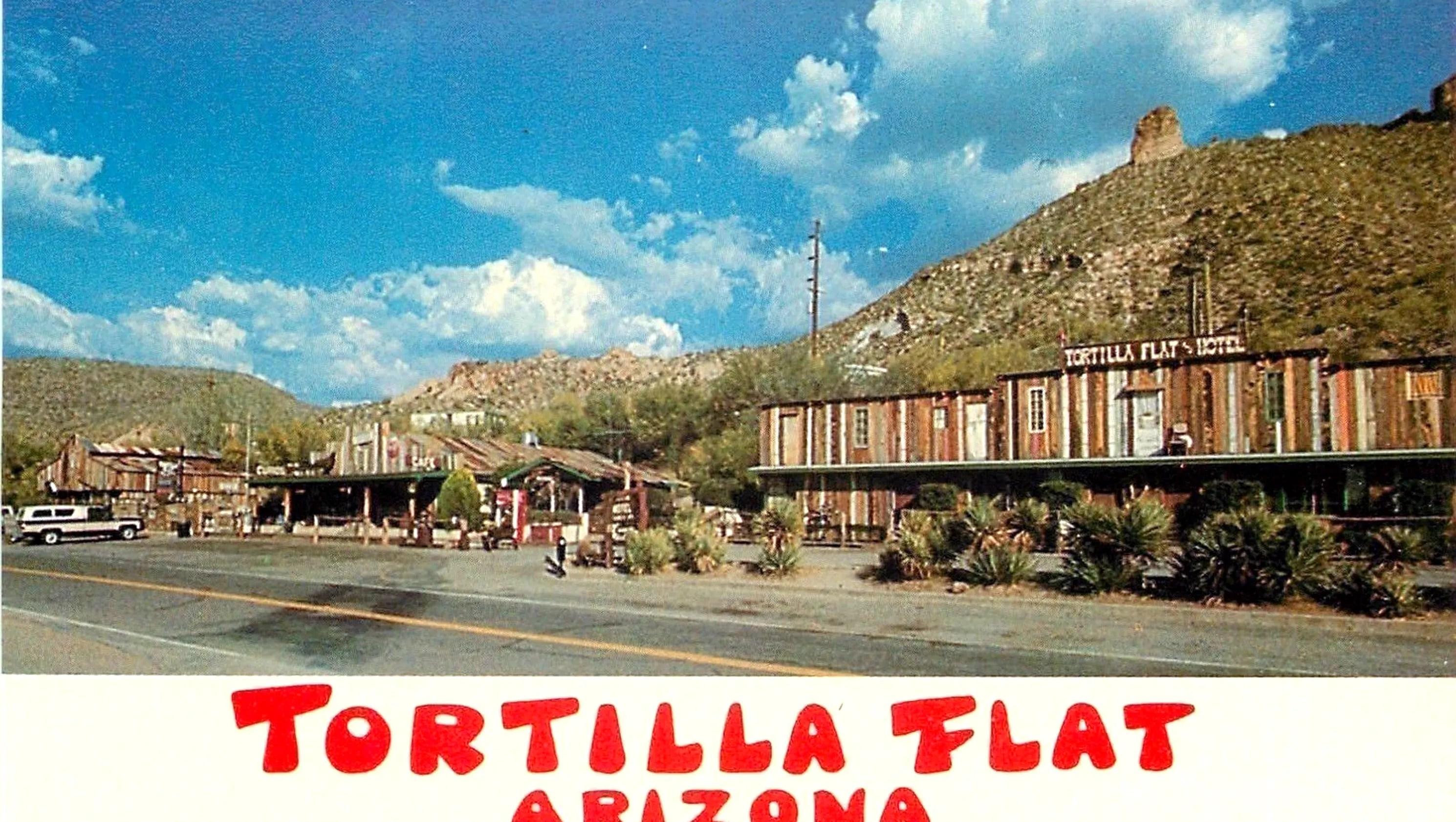 Population Flat Az Tortilla