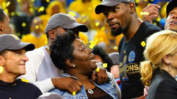 Budweiser's NBA Mother's Day ad stars Durant's mom