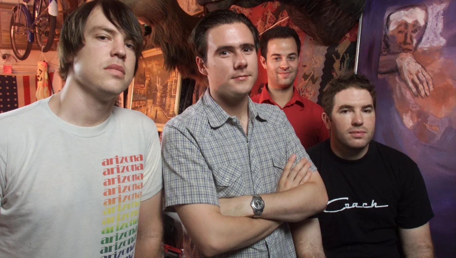 Jimmy Eat World make Rolling Stone emo list with two ...