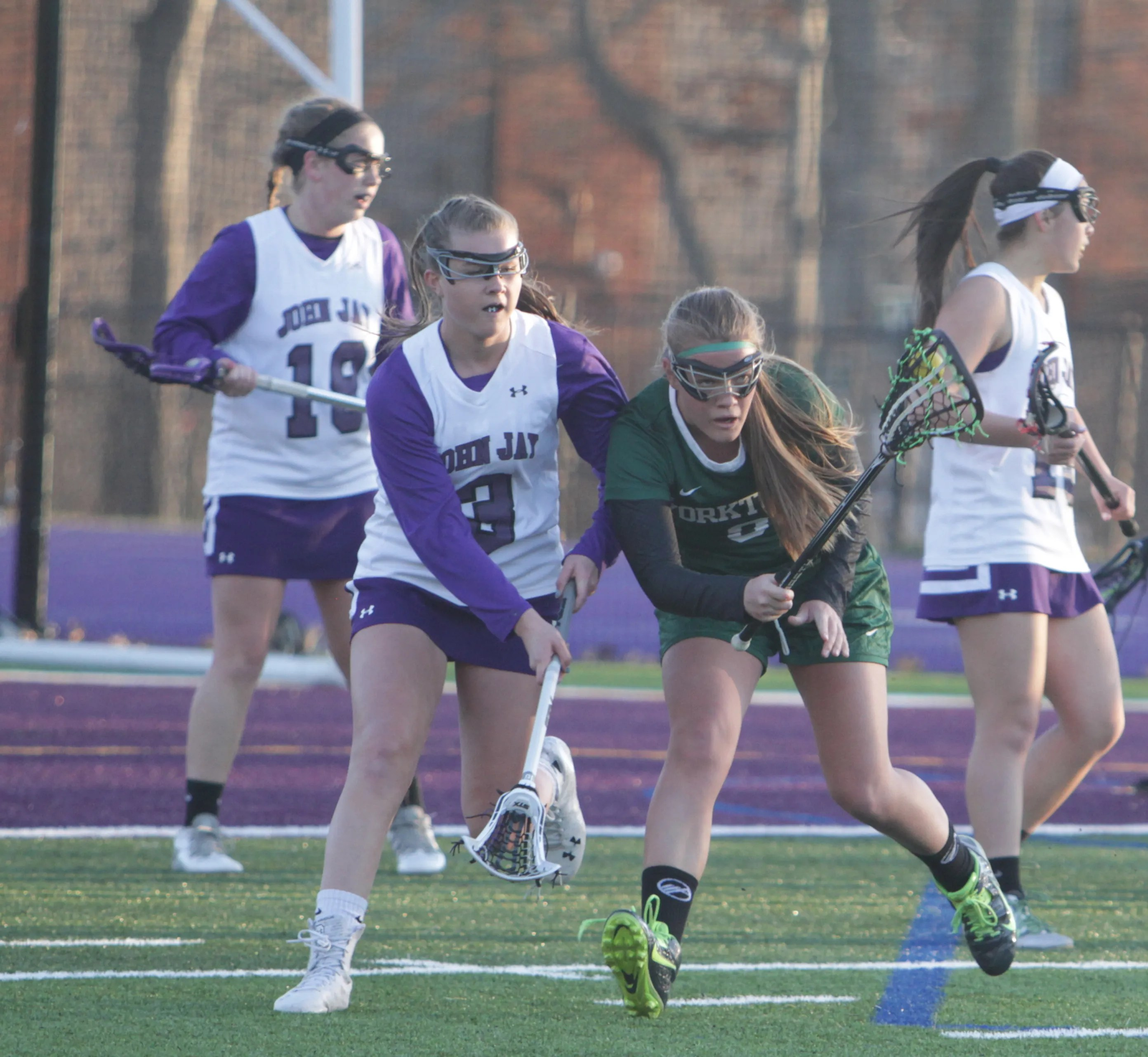 How to Get Started in Womens Lacrosse