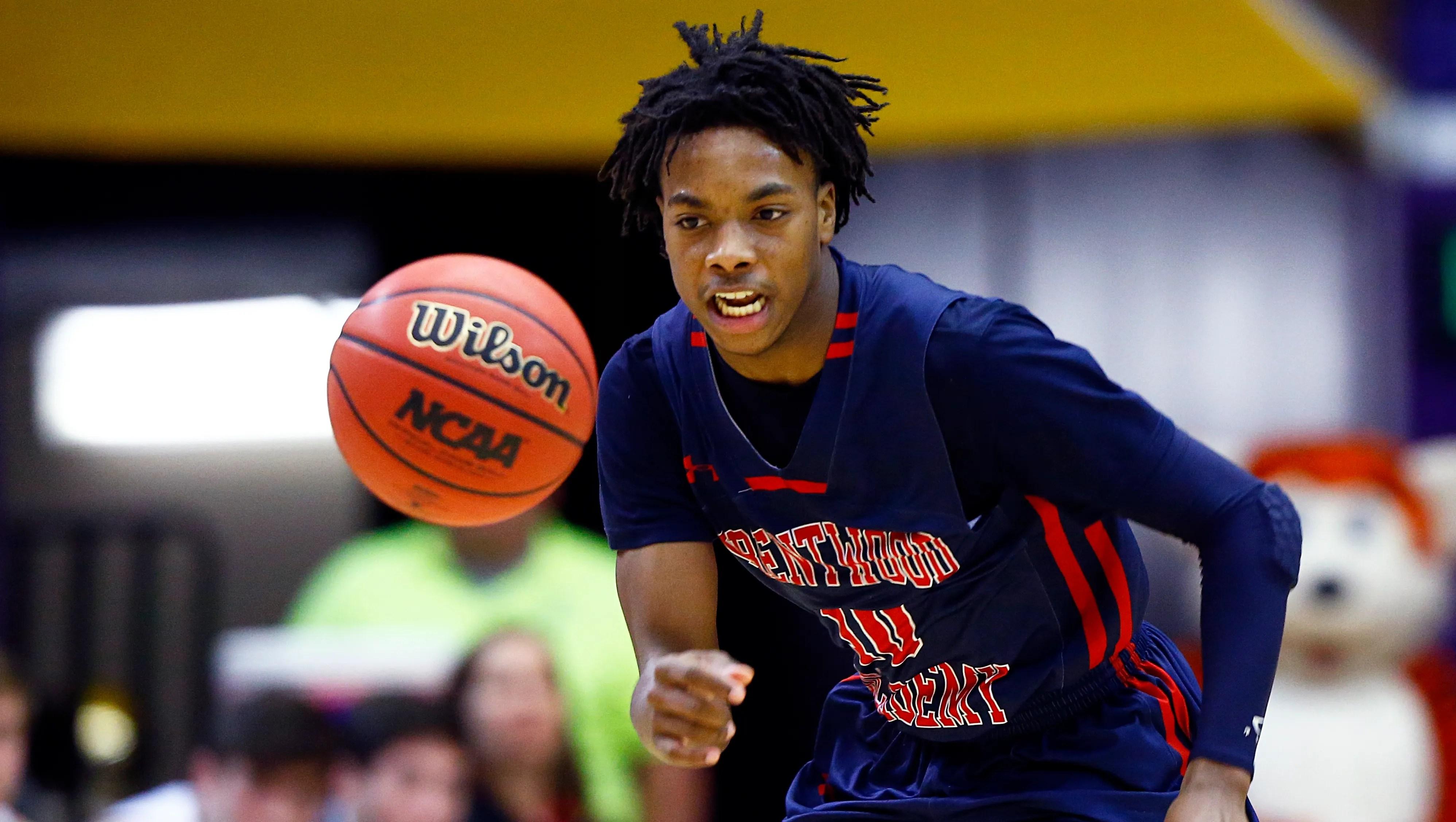 Vanderbilt Basketball Signee Darius Garland Tennessee