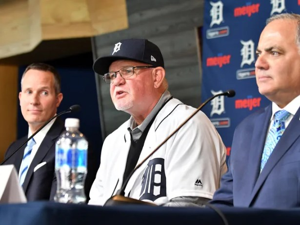Image result for ron gardenhire tigers