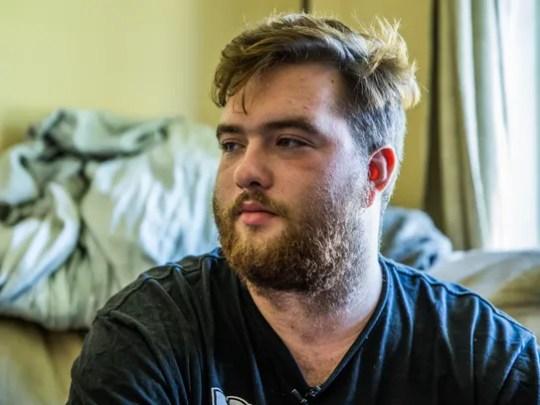 Joseph Greeson, 18