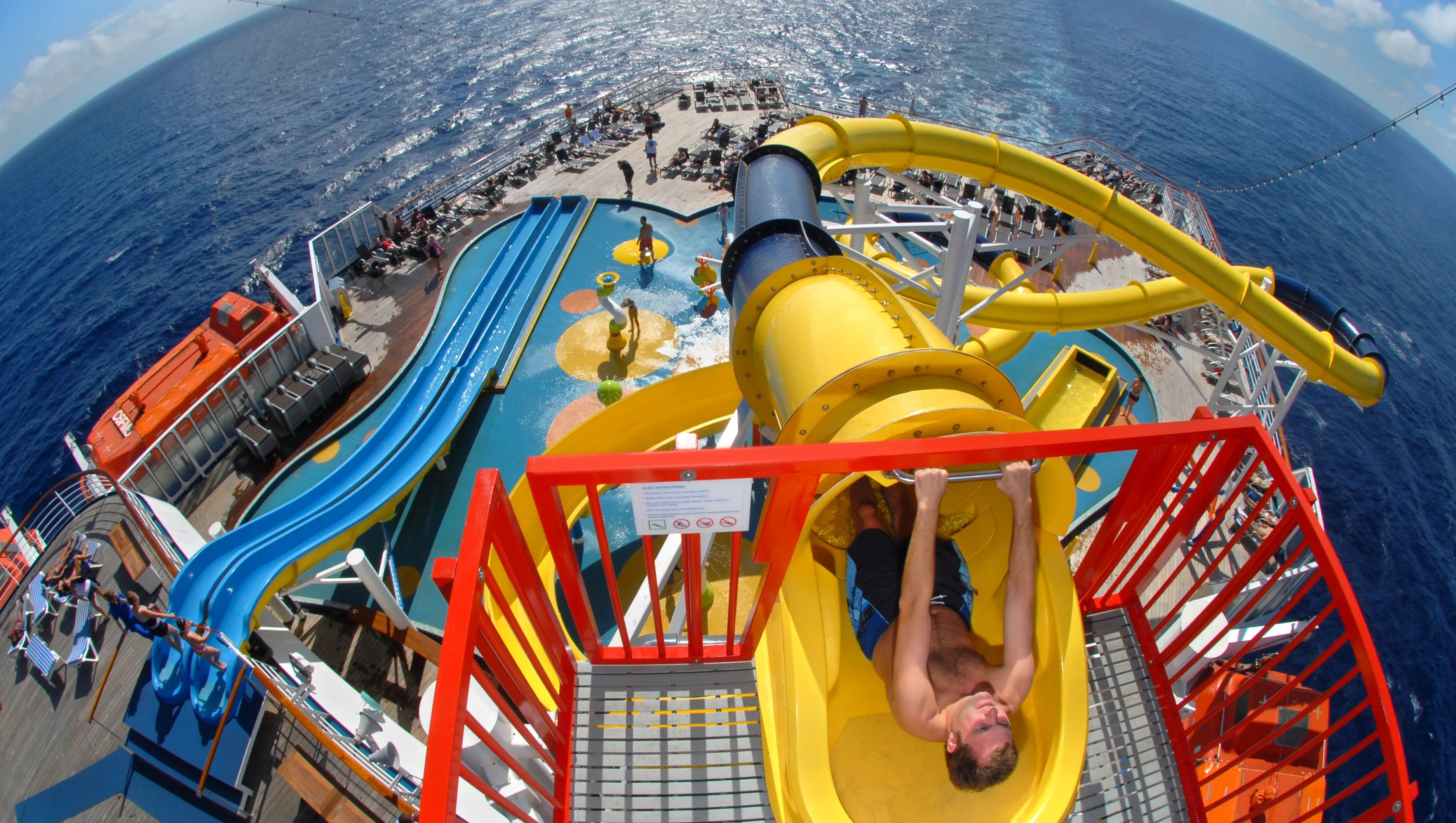 Carnival Inspiration: A deck-by-deck cruise ship photo tour on Deck Inspiration  id=43016