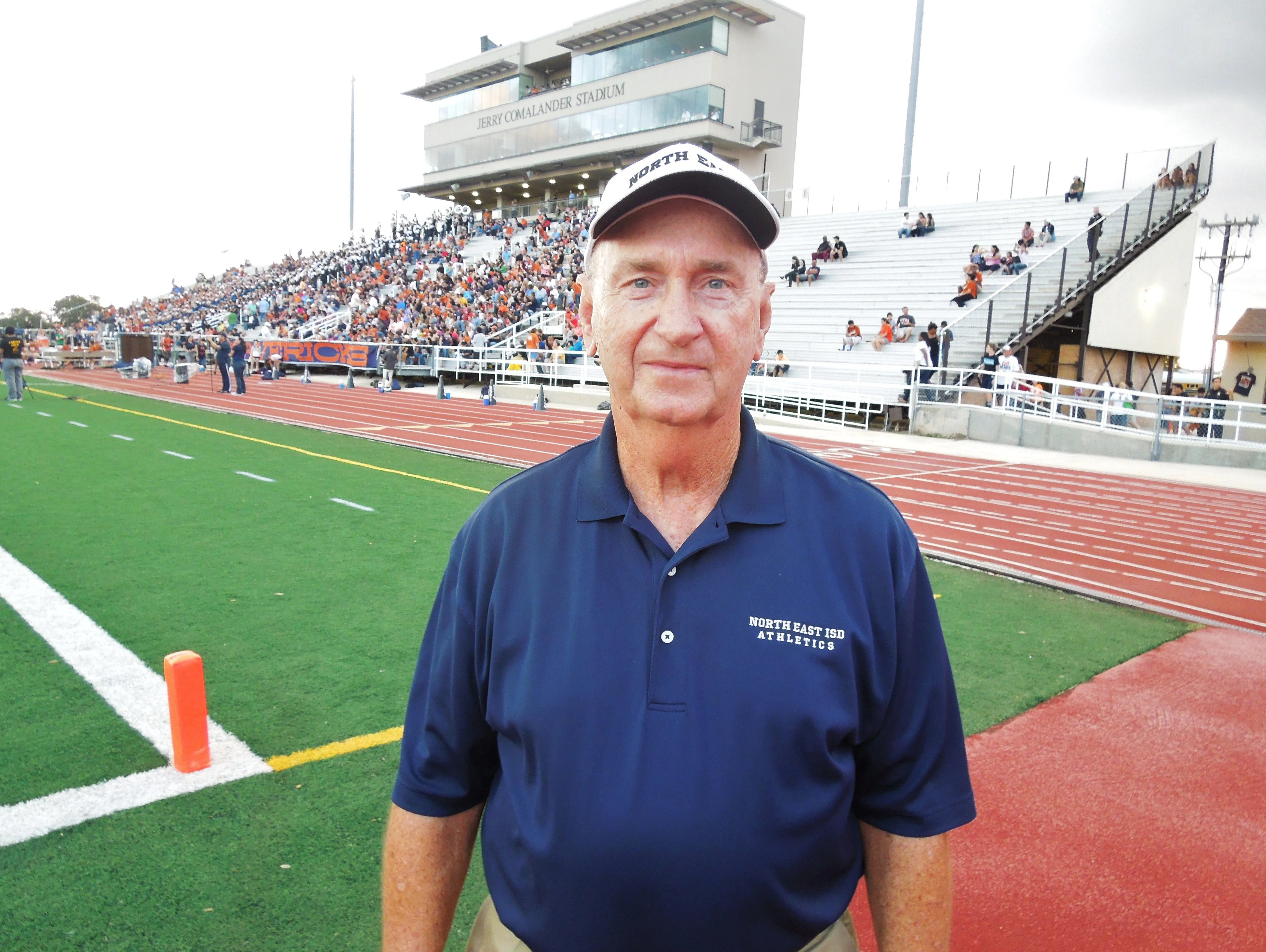 Comalander leaves lasting legacy in S A  high school