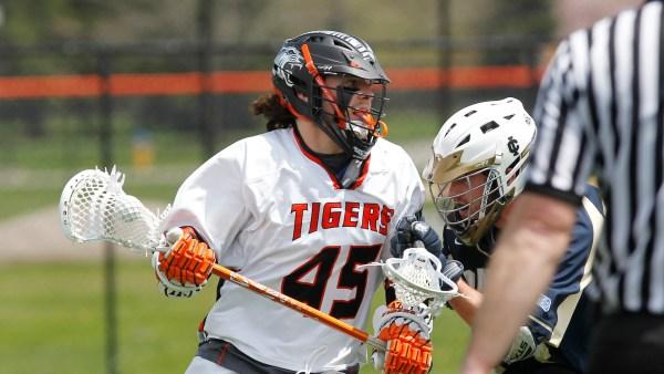 Men's lacrosse: RIT 20, Ithaca 8