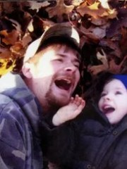 In 2011, Ryder, then 4, and his dad, Adam Richardson,