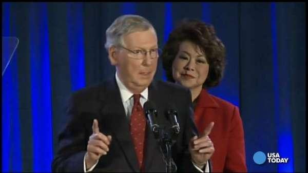 Republicans gain control of the U.S. Senate