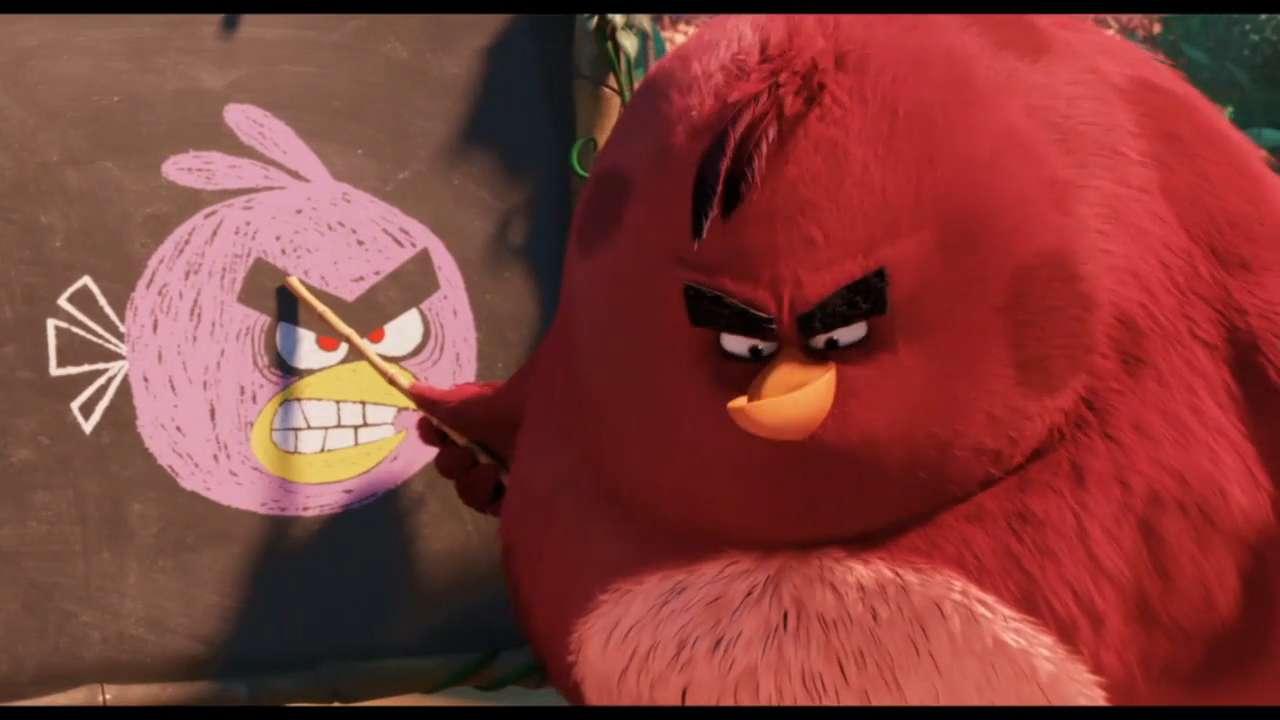 Birds Angry Chuck Stella X