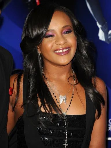 Bobbi Kristina Brown, the only child of late singer
